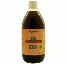 BIOEARTH ZUMO NONI FRUTA 500ML