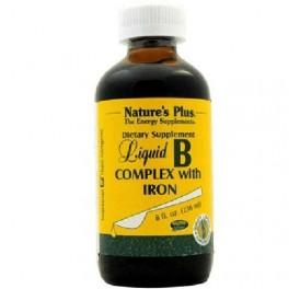 NATURE'S PLUS B COMPLEX LIQUID 236ML
