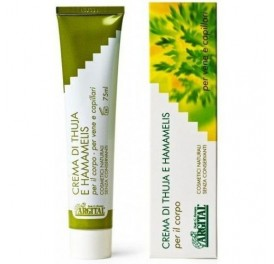 ARGITAL CREMA HEMORROIDES TUYA Y HAMAMELIS 75ML
