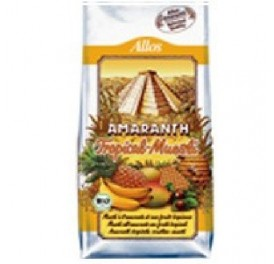 ALLOS MUESLI AMARANTO TROPICAL 500G