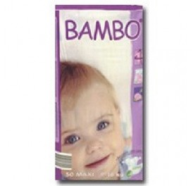 BAMBO PAÑAL TALLA 4 ECO MAXI 7-18 KG DESECHABLES 30UDS.