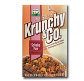 BARNHOUSE CRUNCHY & CO SCHOKO FUN 330G BIO