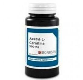 BONUSAN ACETYL-L-CARNITINA 60VCAP