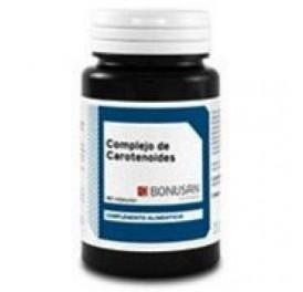 BONUSAN COMPLEJO DE CAROTENOIDES 60VCAP