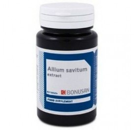 BONUSAN ALLIUM SATIVUM EXTRACTO 60COMP