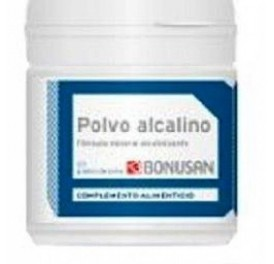 BONUSAN POLVO ALCALINO 120GR