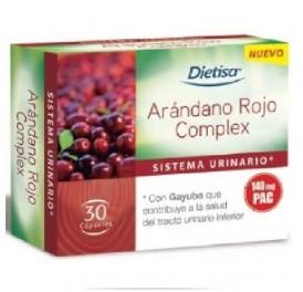 DIETISA ARANDANO ROJO COMPLEX 30CAP