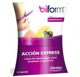 DIETISA BIFORM ACCION EXPRES 14CAP
