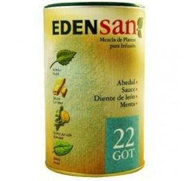 DIETISA EDENSAN 22 GOT BOTE 75G