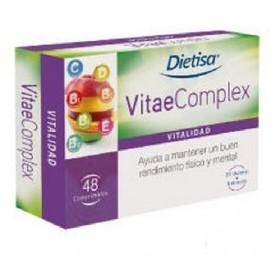 DIETISA VITAECOMPLEX 48COMP