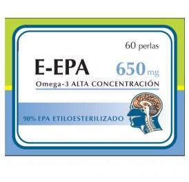 DIETICLAR E-EPA 650MG. 60CAP