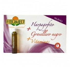 DIETICLAR FITOMED HARPAGO+GROSELLERO 20AMP