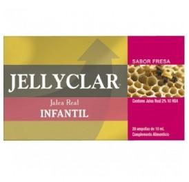 DIETICLAR JELLYCLAR JALEA INFANTIL 20AMP