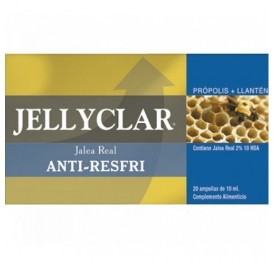 DIETICLAR JELLYCLAR ANTI-RESFRI 20AMP