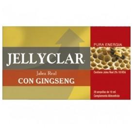 DIETICLAR JELLYCLAR  JALEA+GINSENG 20AMP