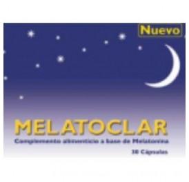 DIETICLAR MELATOCLAR MELATONINA 1,9MG 30CAP