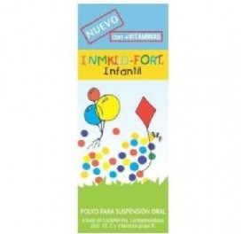 DIETICLAR INMKID FORT SUSPENSION ORAL 50ML