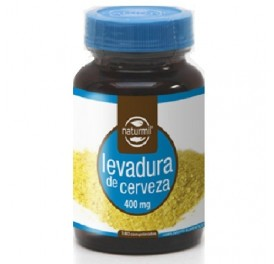 DIETMED LEVADURA DE CERVEZA 400MG 45CAP