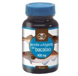 DIETMED ACEITE DE HÍGADO DE BACALAO 400MG 45PERLAS