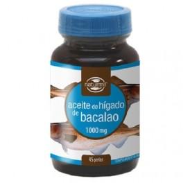 DIETMED ACEITE DE HÍGADO DE BACALAO 1000MG 45PERLAS