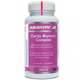 AIRBIOTIC CARDO MARIANO COMPLEX 90CAP