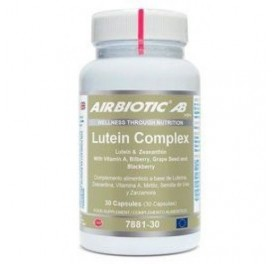 AIRBIOTIC LUTEIN COMPLEX 30CAP