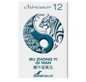 SORIA CHINASOR 12 BU ZHONG YI QI WAN 30COMP