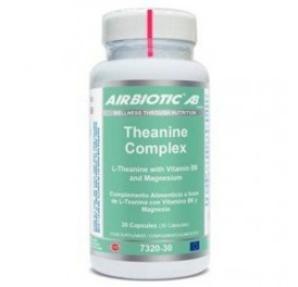 AIRBIOTIC THEANINE COMPLEX 30COMP