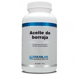 DOUGLAS ACEITE BORRAJA 1000MG 90PERLAS