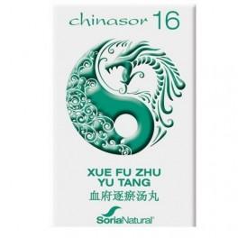 SORIA CHINASOR 16 XUE FU ZHU YU TANG 30COMP