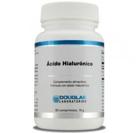 DOUGLAS ACIDO HIALURONICO 30MG 60COMP