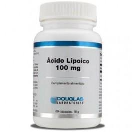 DOUGLAS ACIDO LIPOICO 100MG 60CAP