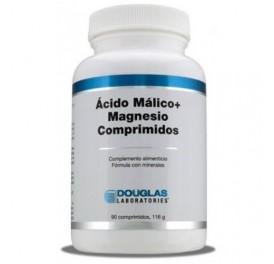 DOUGLAS ACIDO MALICO + MAGNESIO 90COMP