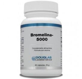 DOUGLAS BROMELAIN 5000 60CAP
