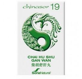 SORIA CHINASOR 18 TIAN GOU TENG YIN 30COMP