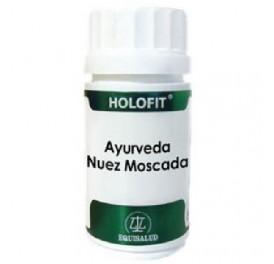 EQUISALUD AYURVEDA NUEZ MOSCADA 50CAP