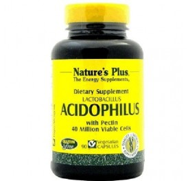 NATURE'S PLUS ACIDOPHILUS 90CAP